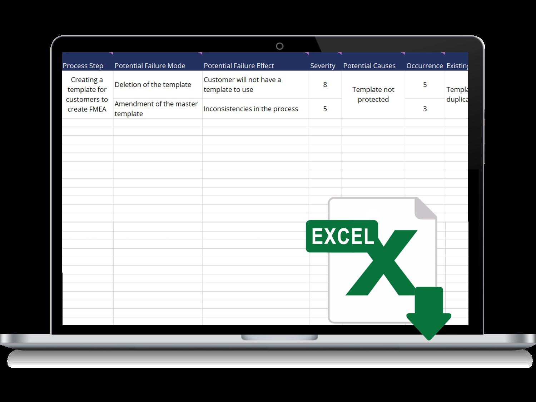 Continuous Improvement-FMEA-template-header