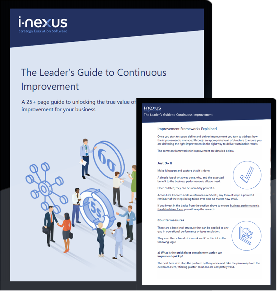 Leaders Guide to CI eBook