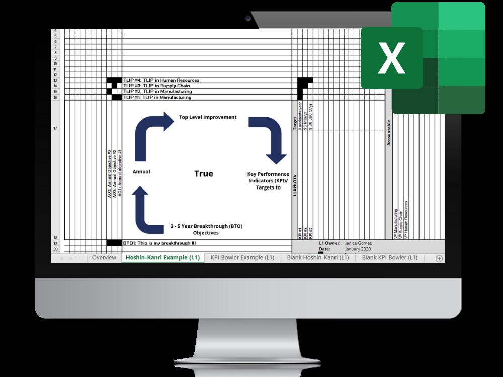 i-nexus x-matrix excel template free download guide
